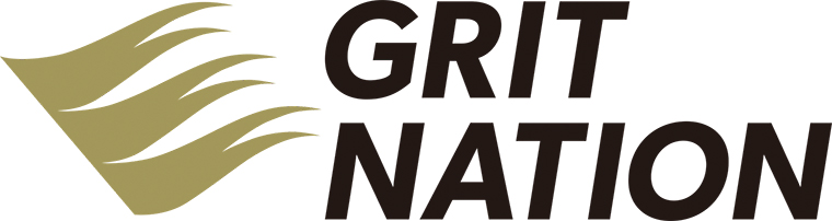 GRIT NATIONロゴ